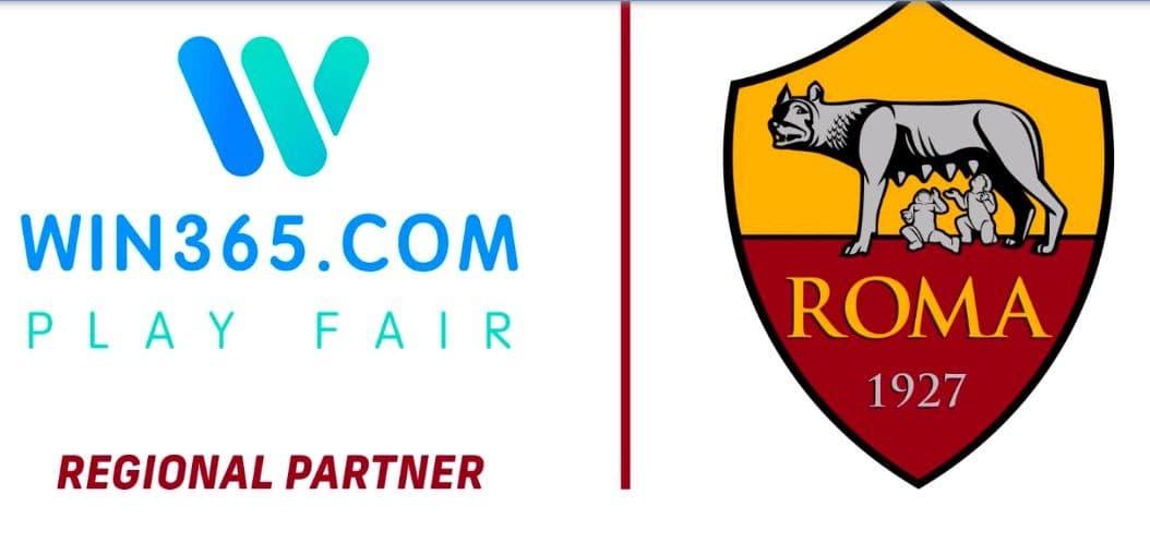 Sự hợp tác giữa Win365 và AS Roma có ý nghĩa quan trọng
