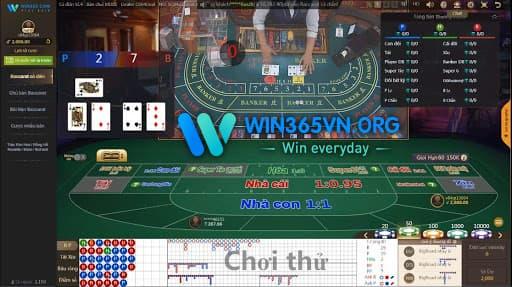 Win365 casino - Rồng hổ