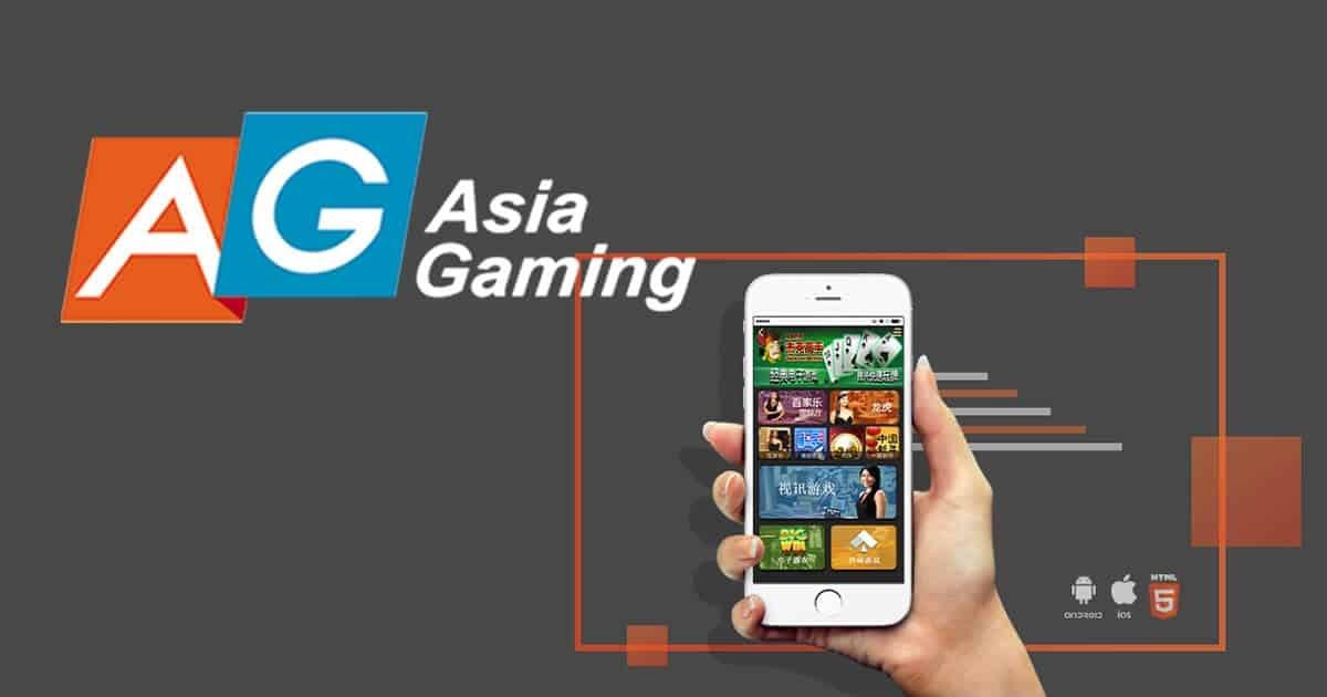 Giao diện di động AG gaming