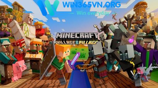 Tổng quan về game Minecraft