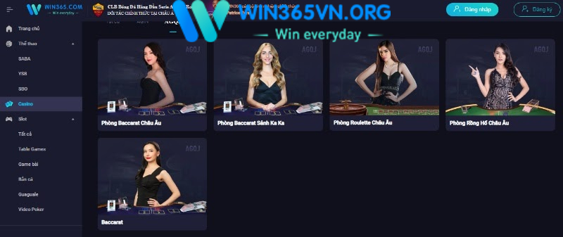 Giới thiệu game danh baj có tại kho game Win365