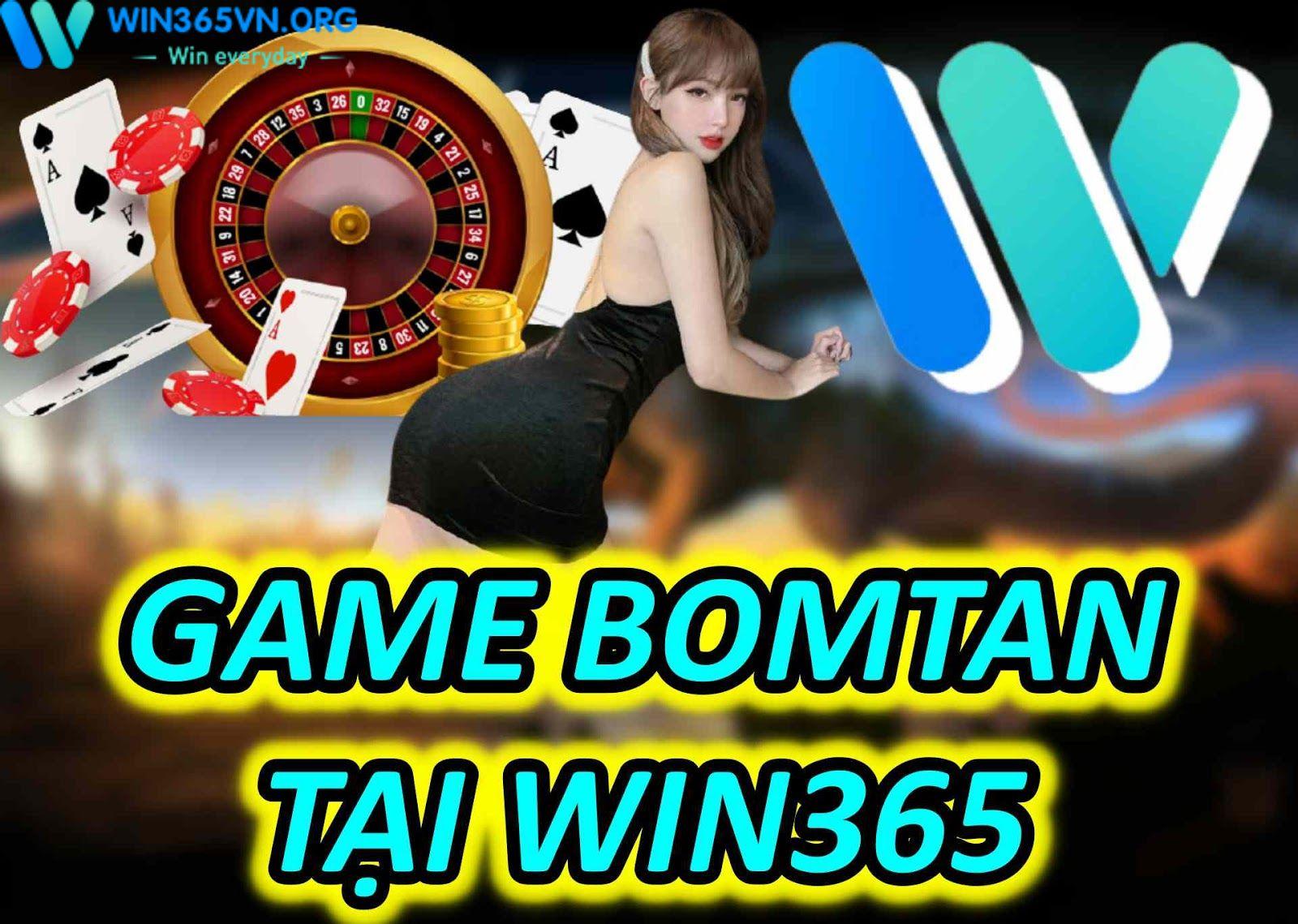 Game Bomtan Tại Win365
