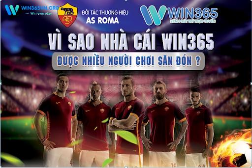 Tỉ lệ hoàn tiền Euro2021 của Win365