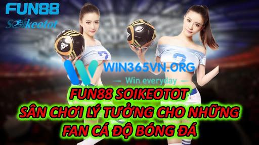 Fun88 Soikeotot – Sân Chơi Lý Tưởng Cho Những Fan Cá Độ Bóng Đá