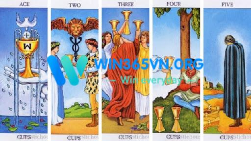 Tìm hiểu ý nghĩa của 56 lá bài phụ trong Tarot