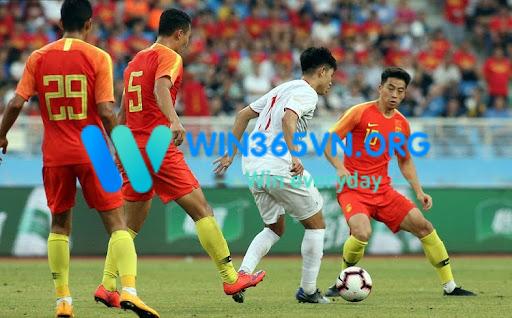 Dự đoán tỷ số như sau: Trung Quốc : 1 – 1 : Việt Nam